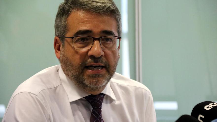 Dimiteix el director dels Mossos i el relleva el cap de gabinet del conseller d'Interior