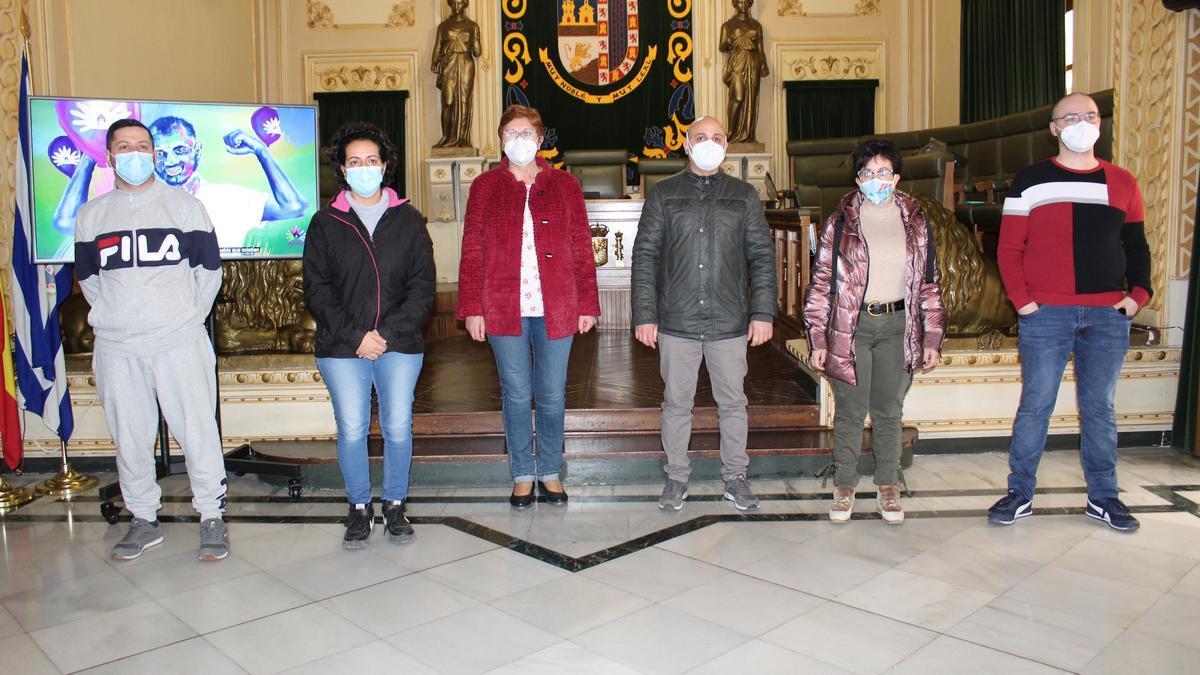 Día de las Enfermedades Raras en Jumilla