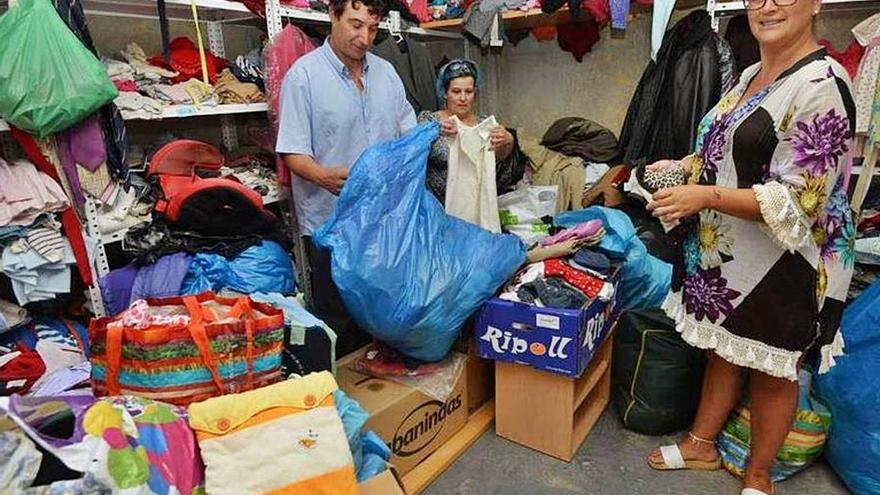 Nace en A Estrada una nueva asociación para ayudar a los más desfavorecidos