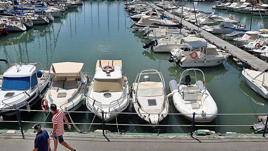 La matriculación de barcos de recreo se dispara un 30% con la pandemia en Málaga