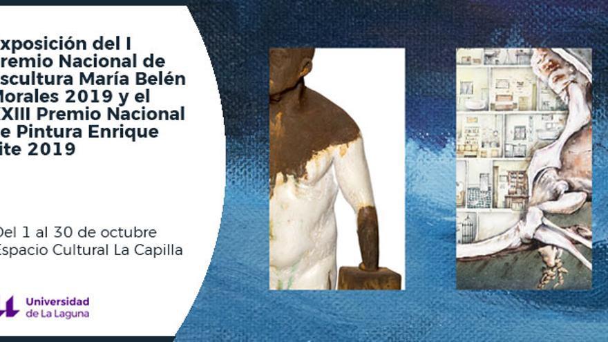 Exposición del I Premio Nacional de Escultura María Belén Morales