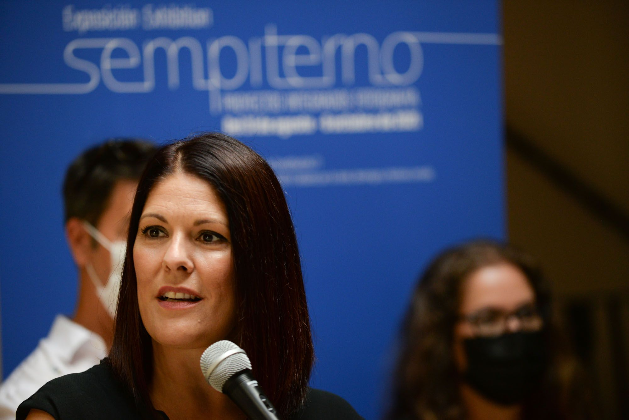 Exposición 'Sempiterno' en la Sociedad Económica de Amigos de El País