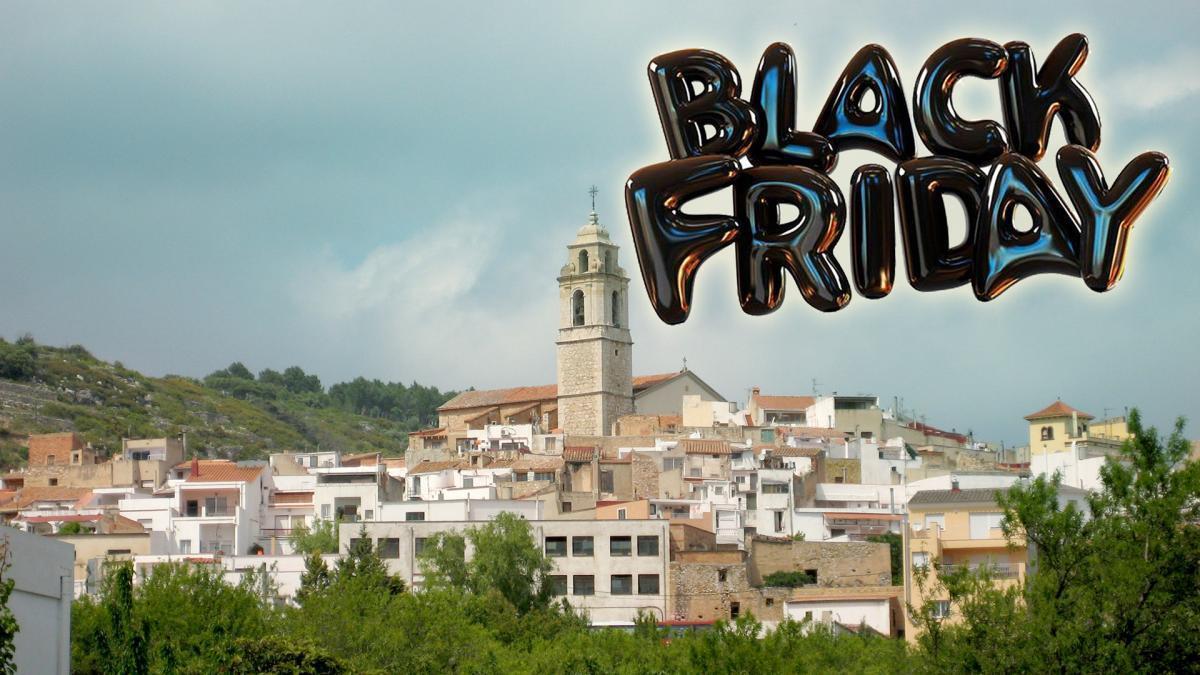 En un pequeño pueblo de Castellón también celebran el 'Black Friday'