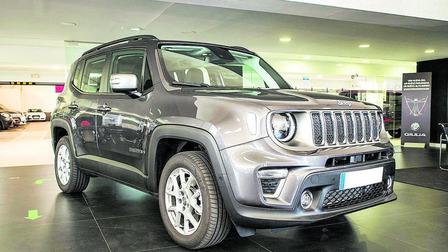 Huertas Center y Motor Cartagena reciben los primeros híbridos enchufables de Jeep
