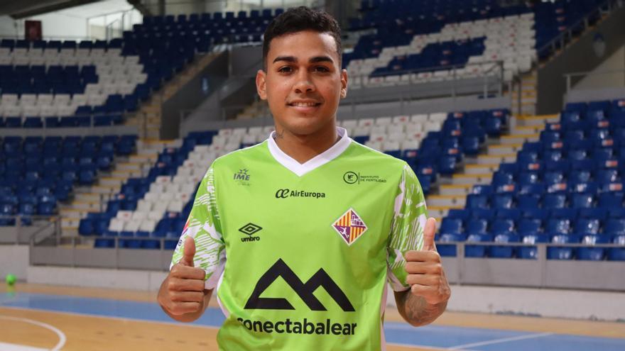 Cléber se convierte en el último refuerzo del Palma Futsal