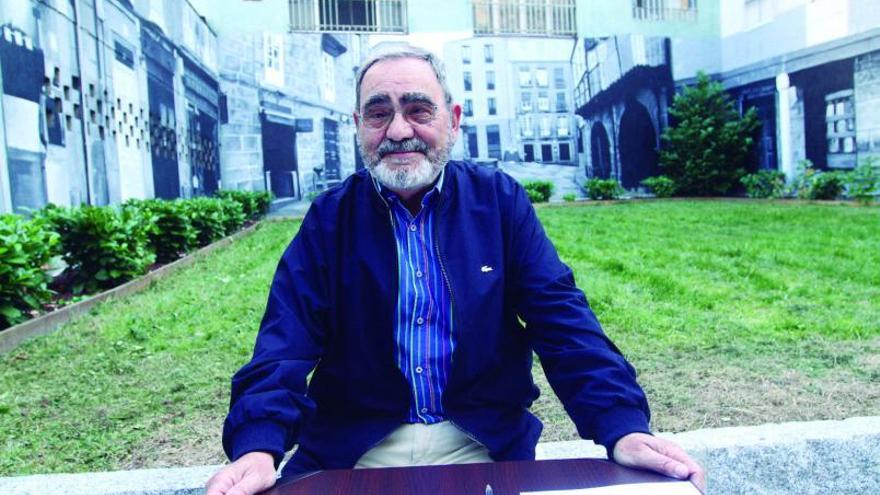 Saco Cid, Pemán y el Centro de Hostelería, elegidos para recibir la Medalla Castelao