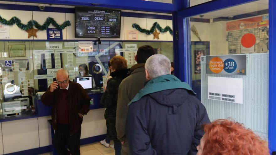 Vendido en Ibiza parte del primer premio de la Lotería Nacional