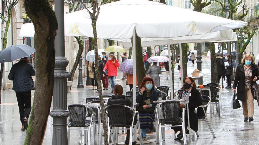 Los contagios vuelven a repuntar en Galicia con Santiago, Vigo y Pontevedra como principales focos