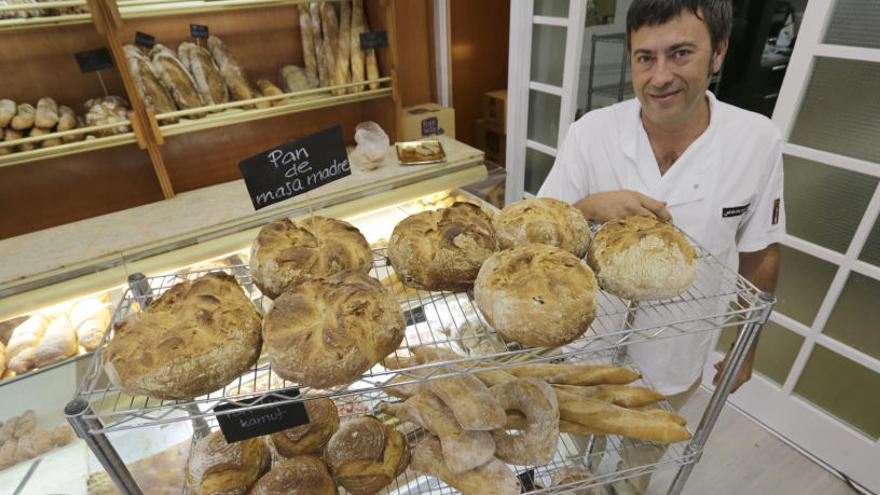 Distinguen a cuatro panaderías de València entre las mejores de España
