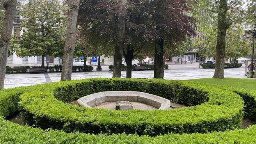 El Bellas Artes devolverá este mes el Neptuno al Ayuntamiento