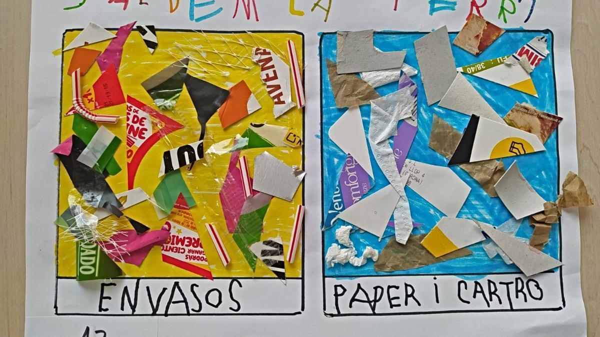 La Fundació Salut Empordà ha promogut un concurs de dibuix infantil sobre el medi ambient