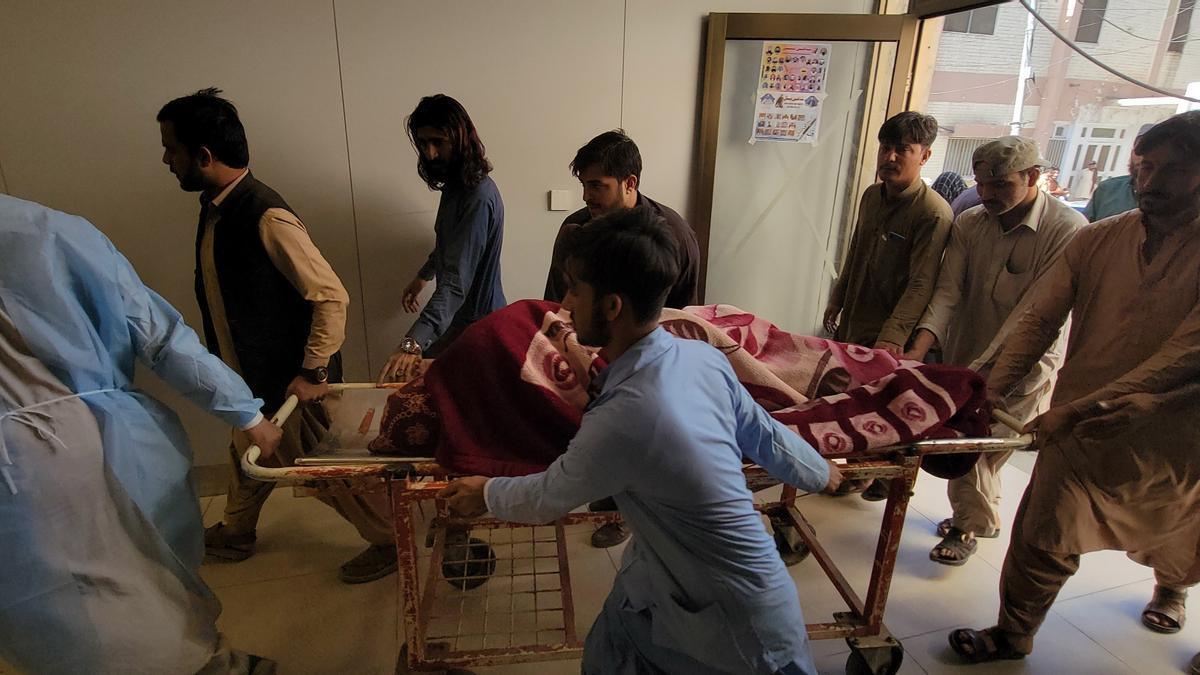 El terremoto ha golpeado a los más pobres en Pakistán.