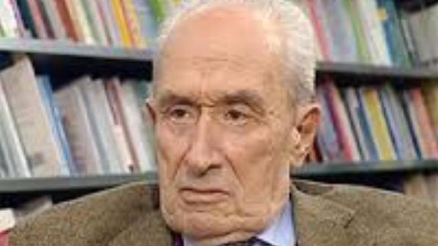 Fallece a los 92 años Giovanni Sartori, defensor de la sociedad abierta