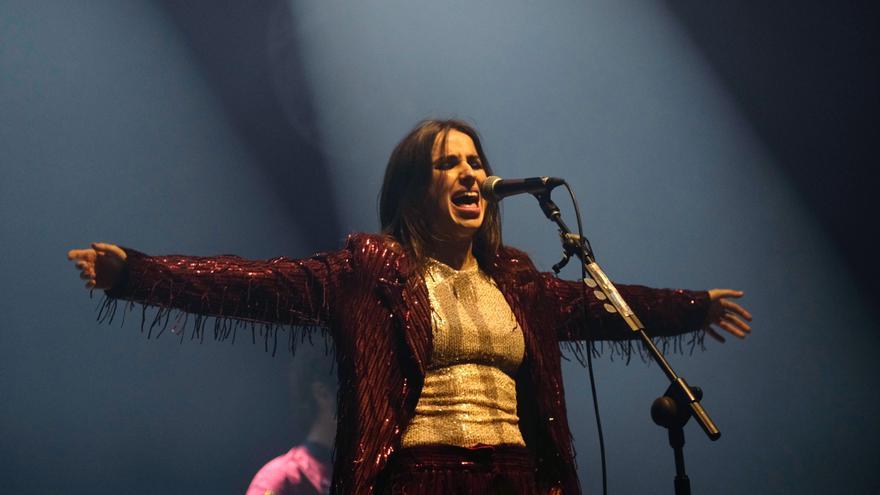 """Zahara anuncia el lanzamiento de 'Puta', su nuevo disco sobre """"dolor y culpa"""""""