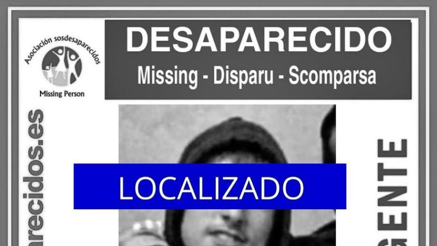 Hallan al menor desaparecido desde el día 12 en La Laguna