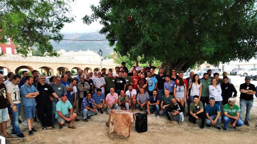 """Nace """"El Garrofer"""", el colectivo que conecta a los hosteleros con los agricultores de la Marina Alta"""