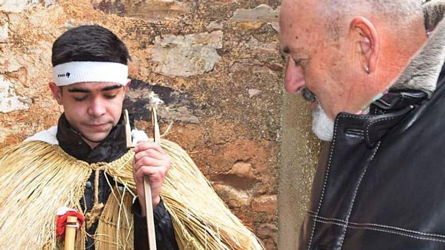 La pandemia pone en peligro las mascaradas de invierno en Zamora