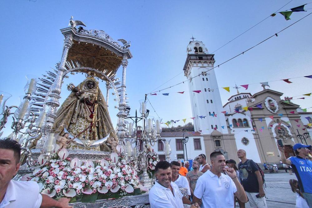 Fiesta de la Patrona de Canarias