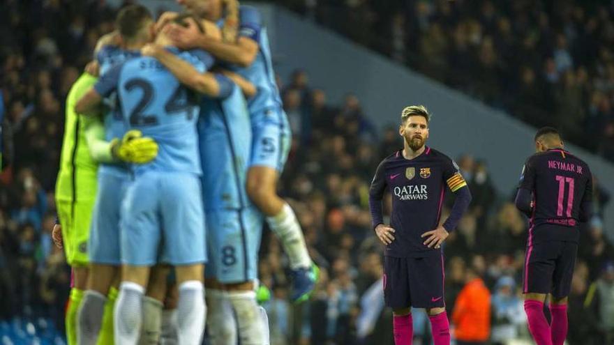 Guardiola se venga de Messi