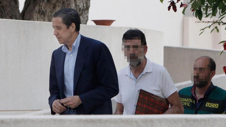 Exministros del PP, PSOE y UCD piden la libertad de Zaplana