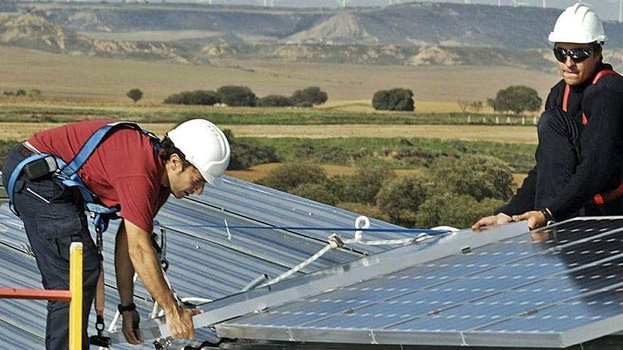 UPL Zamora se adhiere a la concentración contra las fotovoltaicas