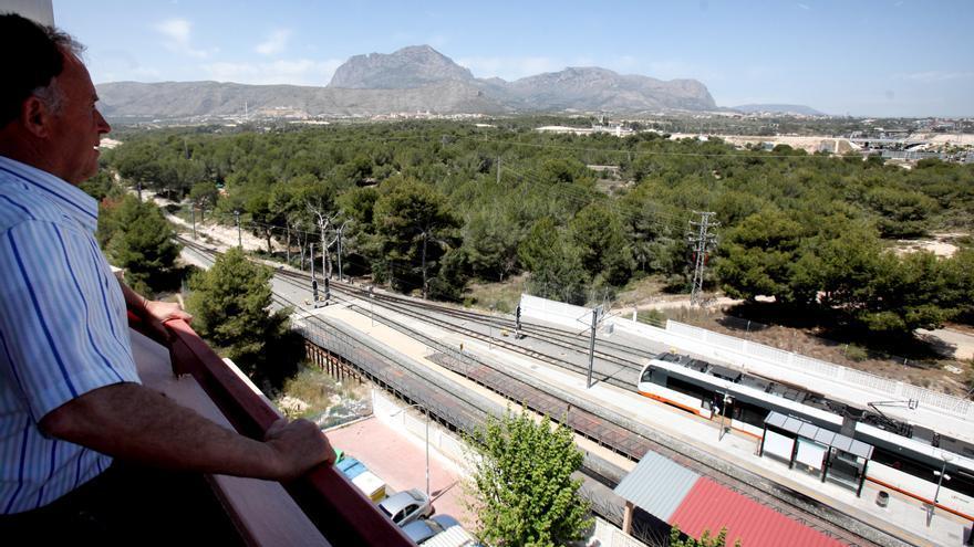 Benidorm aprueba la obra del Circuito Verde para trail y bicis de montaña en el entorno del Moralet