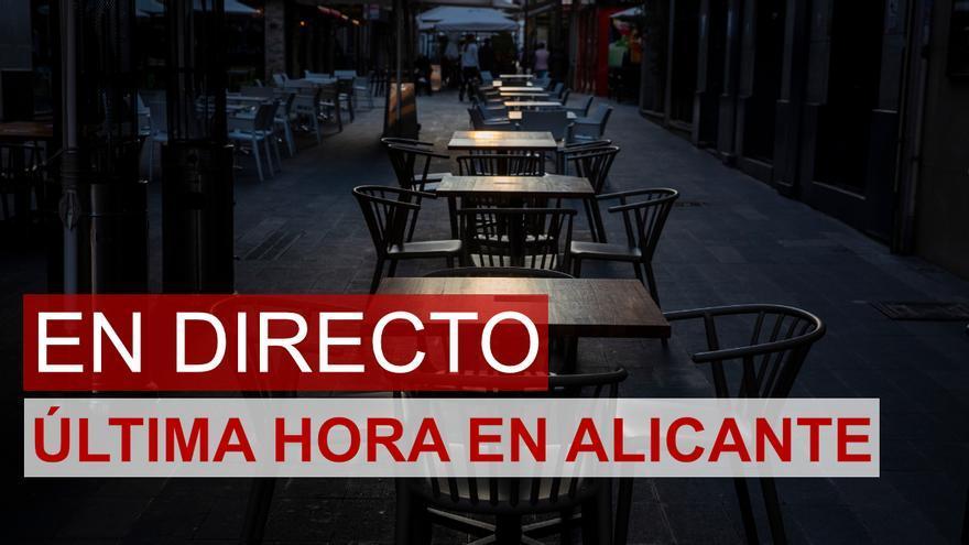 DIRECTO | Última hora de las nuevas restricciones para Navidad y el cierre perimetral en la Comunidad Valenciana