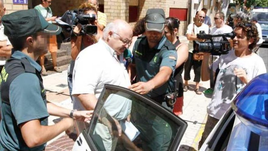 El exconseller Cardona, condena récord a político por corrupción