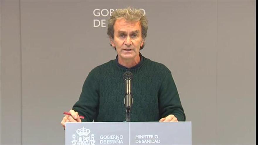"""España, en una """"situación delicada"""" con un repunte de casos y de incidencia"""