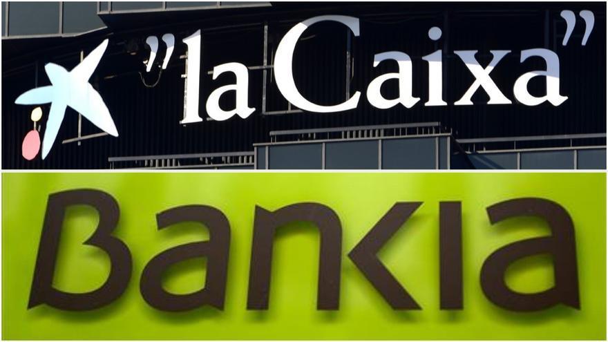 Tres grandes bancos controlarán el 70% del mercado tras las fusiones en marcha