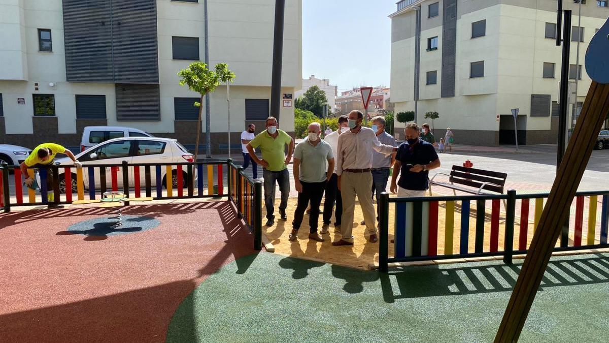 El nuevo Jardín de las Azaleas de Barriomar ya es una realidad