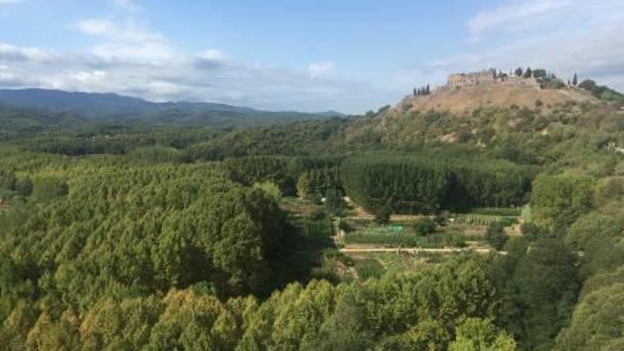 Hostalric aprova la ruta de la Tordera                   i la riera d'Arbúcies
