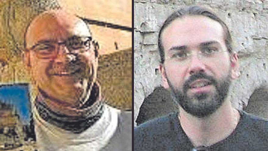 Josep Cerdà y Carles Seguí, nuevos arciprestes