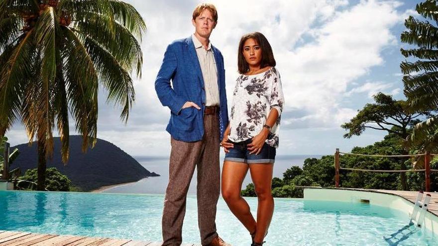 La BBC renova per dues temporades més la sèrie «Crimen en el paraíso»