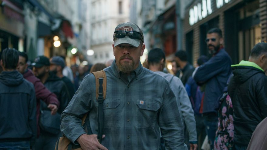 Matt Damon y el regreso del 'G.I. Joe Team' animan la cartelera