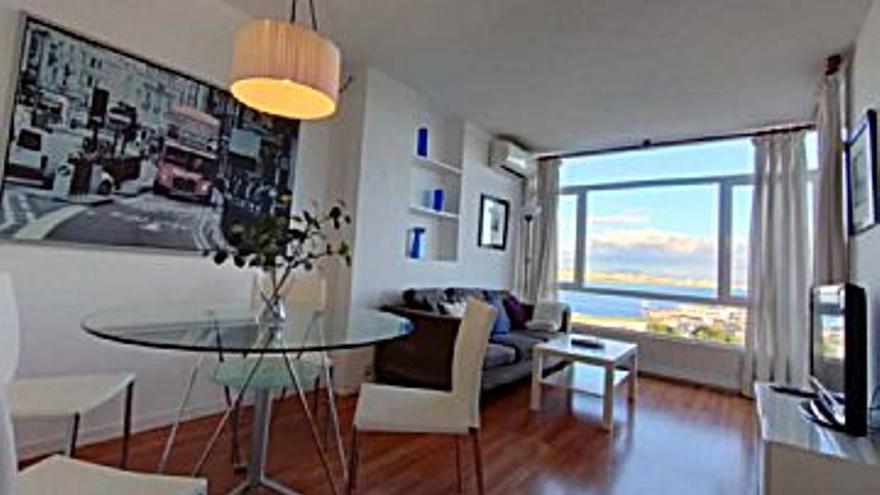850 € Alquiler de piso en Bonanova (Palma de Mallorca), 1 habitación, 1 baño...