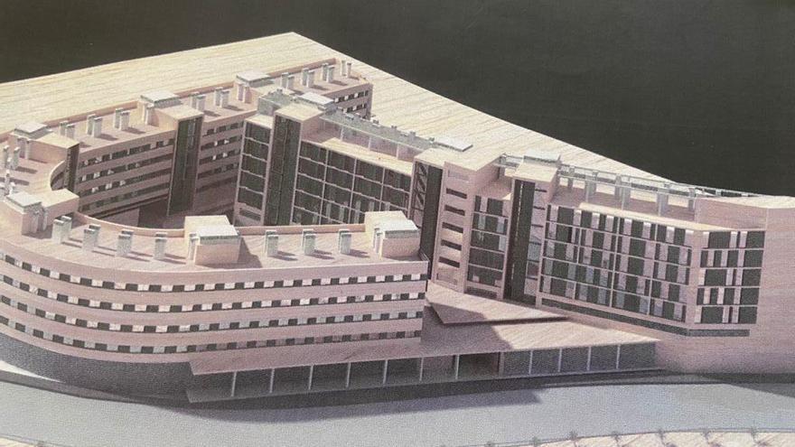 Vimcorsa construirá 113 apartamentos para mayores en Sama Naharro
