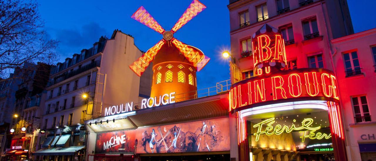 El Moulin Rouge cumple 130 años.