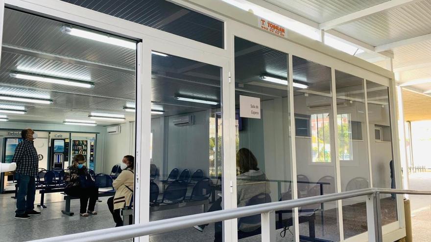 El hospital Clínico refuerza las Urgencias de cara a los meses de alta frecuentación