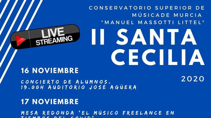 II Santa Cecilia - 18 de noviembre
