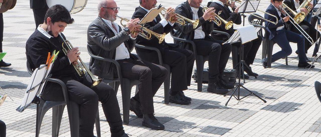 Concierto de Pascua de la Banda de Música de Hernán Cortés