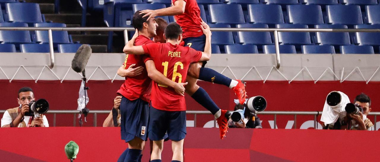 España empata ante Argentina y se medirá a Costa de Marfil en cuartos