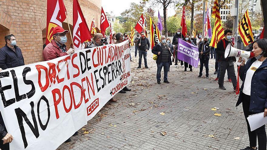 La interinitat puja a Girona i ja és superior al 10% dels contractes