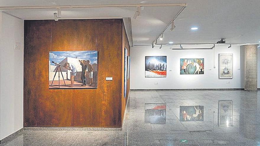 Bases y ayudas a los proyectos artísticos en las salas de Cartagena