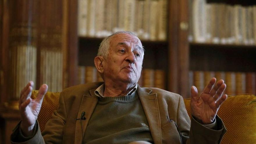 Desaparece la voz crítica del escritor Juan Goytisolo