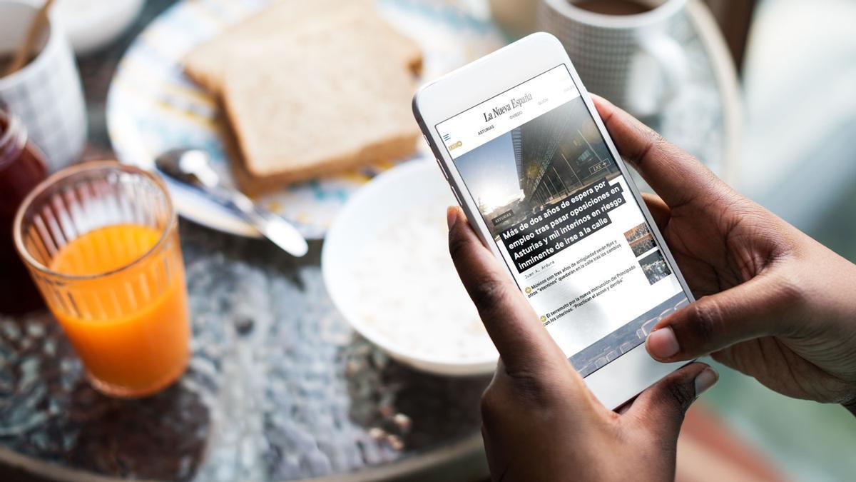 Oferta: tu suscripción anual a los contenidos web de LA NUEVA ESPAÑA por menos de 2,3 euros al mes