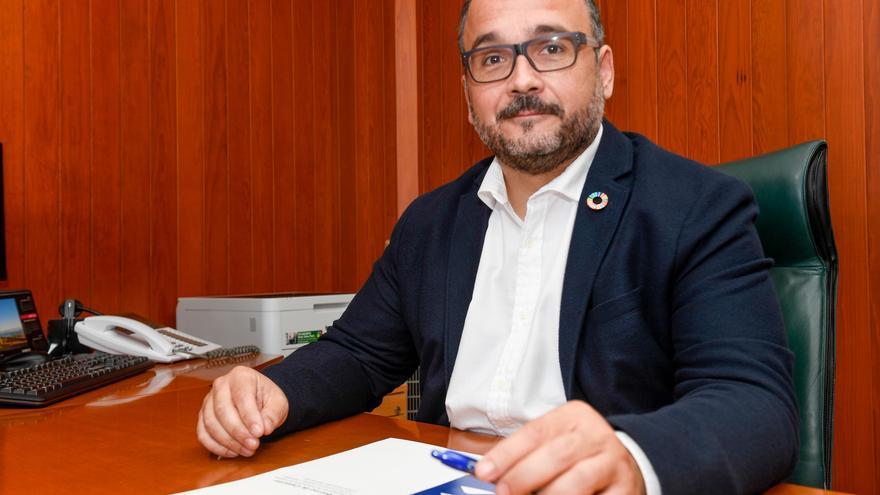 Valbuena llevará el informe de los expertos sobre Cambio Climático al Parlamento