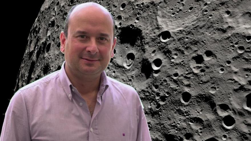 El ingeniero que pondrá la bandera de Vigo en la Luna
