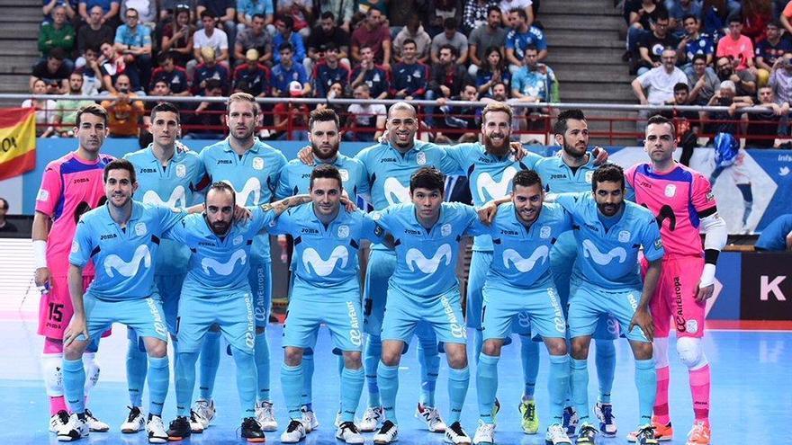 El Movistar Inter, a sentenciar el título en Barcelona