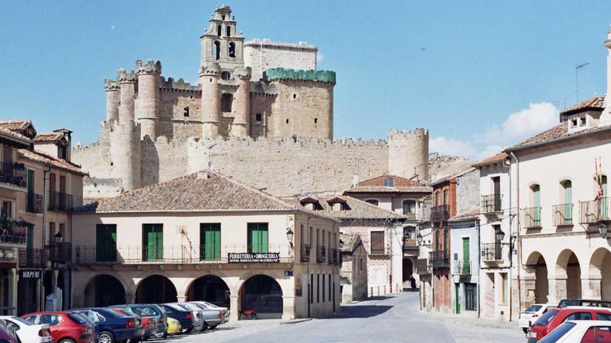 La fortalesa de Turégano, art i llegenda